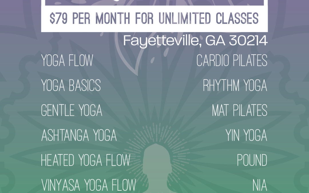 Flyer: Yoga Loom