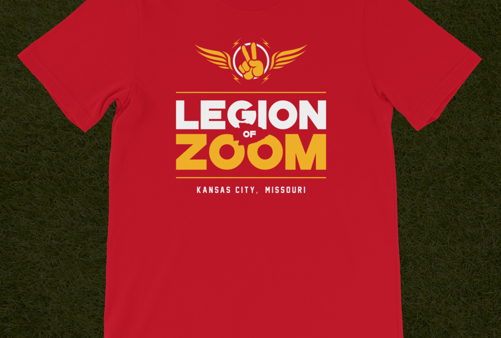Apparel: Legion of Zoom : KCMO