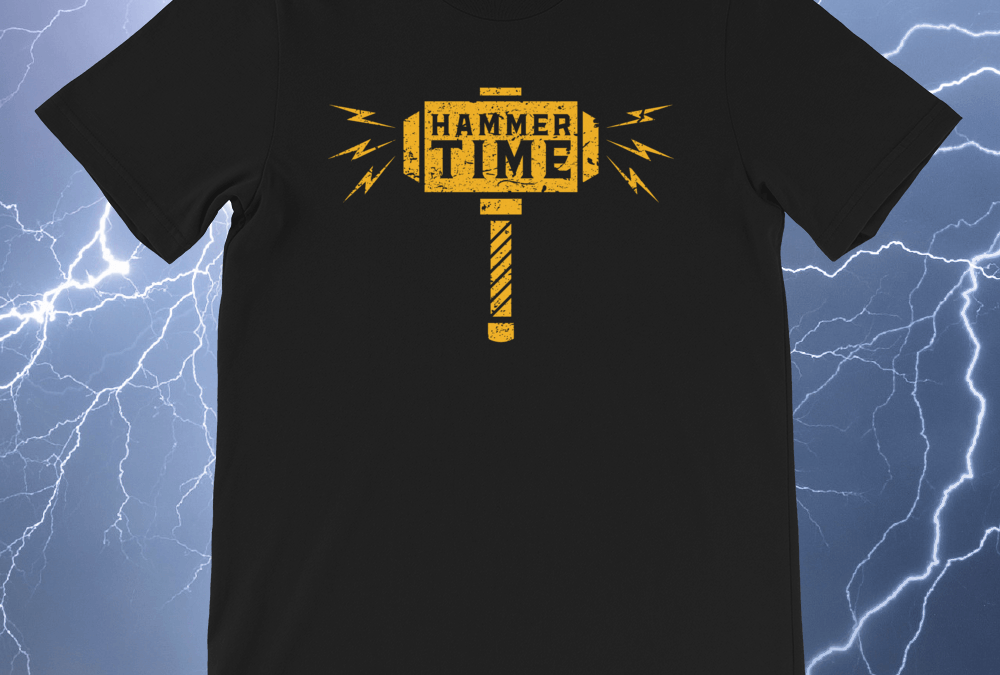 Apparel: Hammer Time